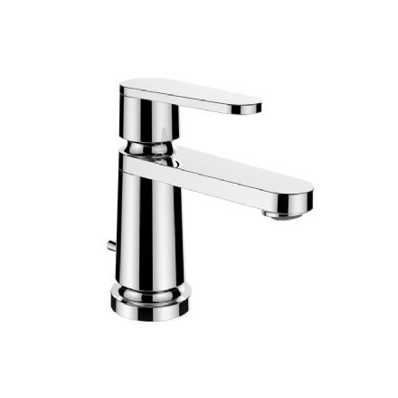 311851 - Laufen The New Classic Single Lever Basin Mixer Tap with 105mm Spout - 3.1185.1
